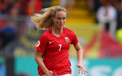 Ingrid Schjelderup moves to Fiorentina in Italy