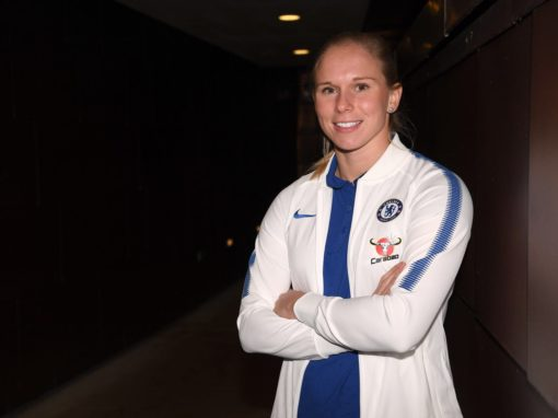Jonna Andersson signs with Chelsea LFC