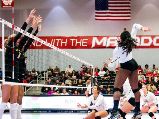 American Danetta Boykin signs for Istres Volley in France
