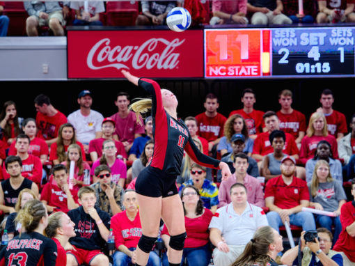 All-American Julia Brown signs with Hylte/Halmstad Volley