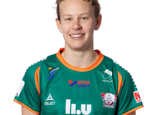 Swedish Champion Cajsa Andersson to Piteå IF