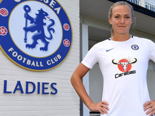 Magdalena Eriksson will be headed to Chelsea Ladies FC