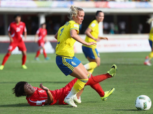 Rona Aronsson extends contract with Piteå IF