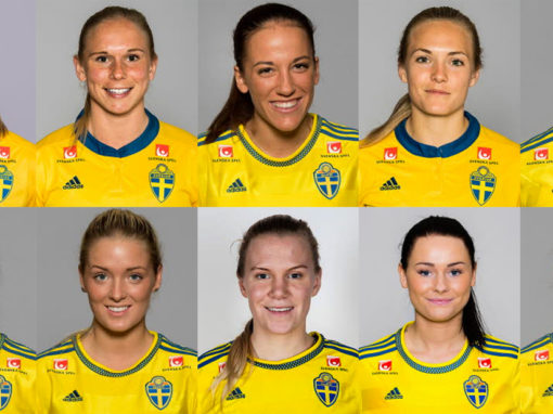 Ten CMG clients are representing Swedish National Teams in June
