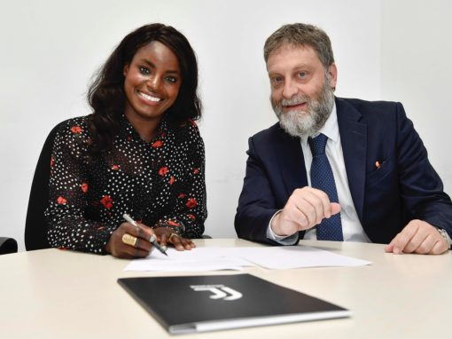 English International Eniola Aluko signs with Italian Champions Juventus FC Women
