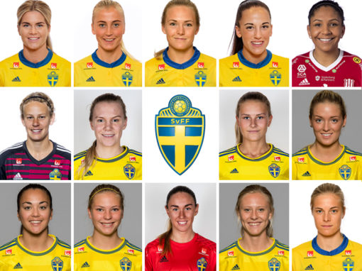 Sweden is represented by a total of 14 CMG clients in the upcoming NT games.