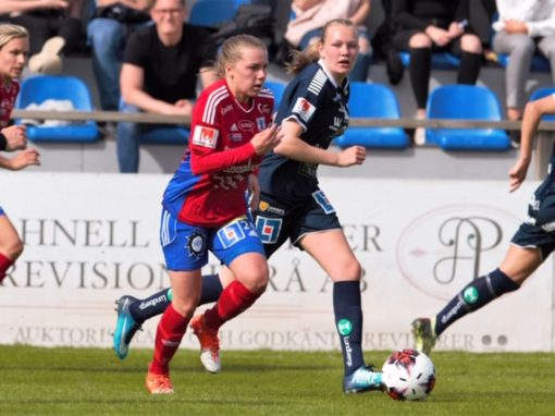 Swedish Youth NT player Ebba Hed joins CMG