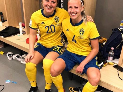 Swedish NT player Mimmi Larsson joins Linköpings FC