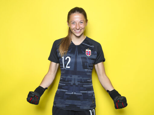 Norwegian NT Goalkeeper Cecilie Fiskerstrand joins CMG