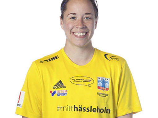 Chandra Bednar extends her contract with Vittsjö GIK