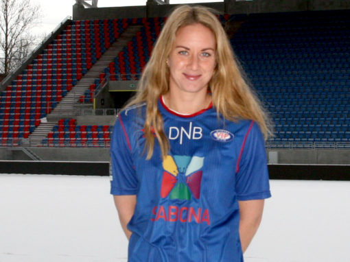 Ingrid Schjelderup has signed a two-year agreement with Vålerenga