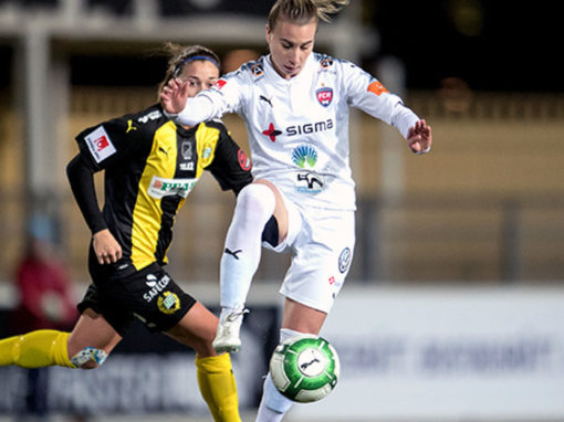 Canadian International Jenna Hellstrom joins Djurgårdens IF