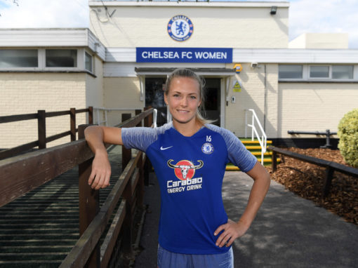 Magdalena Eriksson extends her contract with Chelsea FC Women