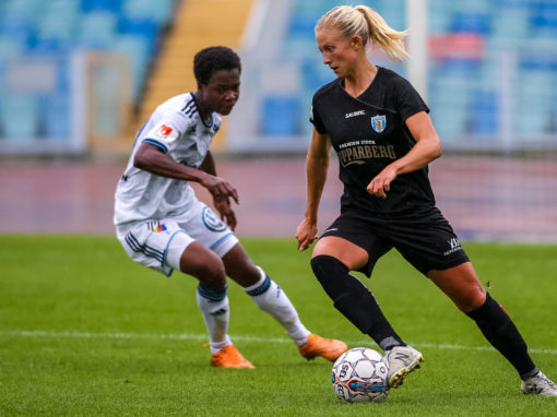 Rebecka Blomqvist extends her contract with K/Göteborg FC