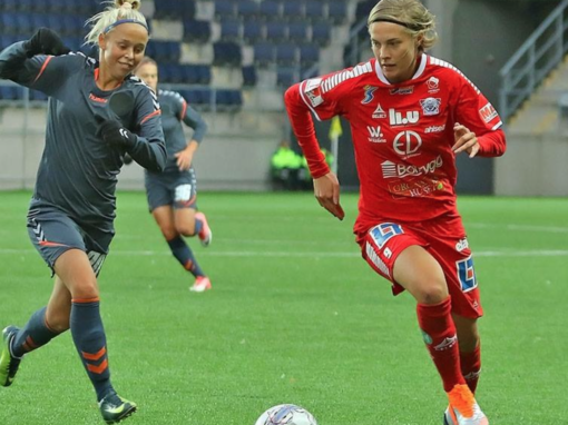 Swedish NT player Lina Hurtig signs a two-year extension with Linköpings FC