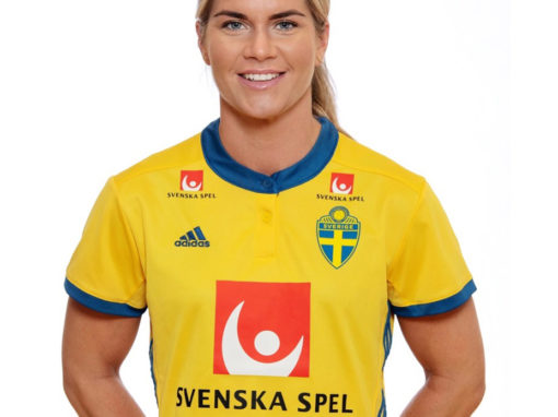 Swedish NT player Hanna Folkesson signs for Djurgårdens IF